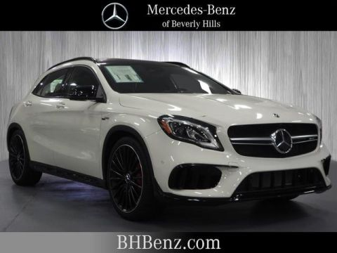 New 2018 Mercedes-Benz GLA AMG® GLA 45 SUV