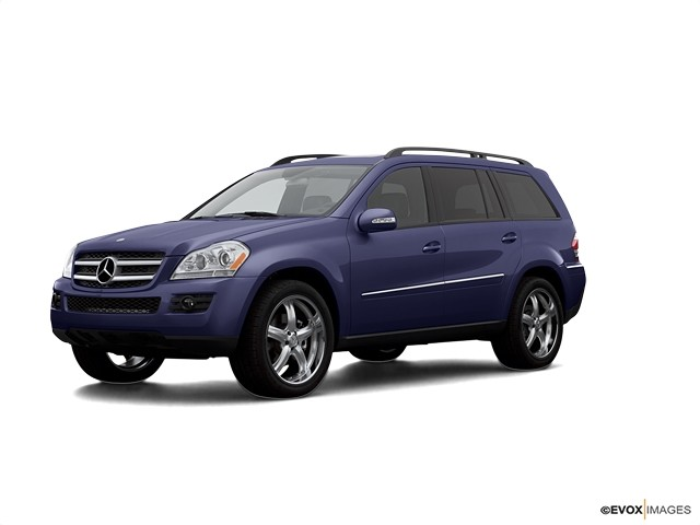 Pre-Owned 2007 Mercedes-Benz GL-Class