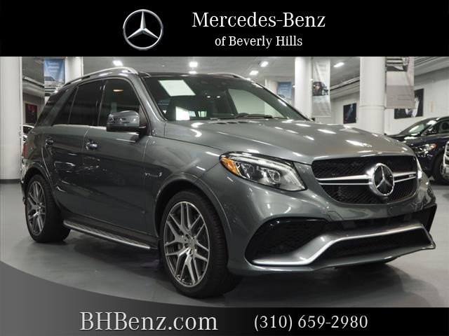 New 2018 Mercedes-Benz GLE AMG® GLE 63 SUV