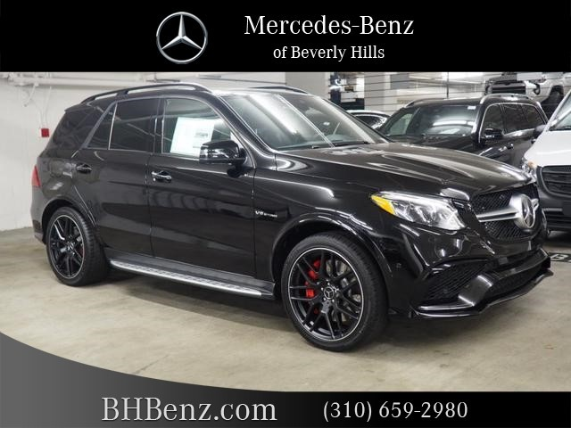 New 2019 Mercedes Benz Gle Amg 63 S Suv
