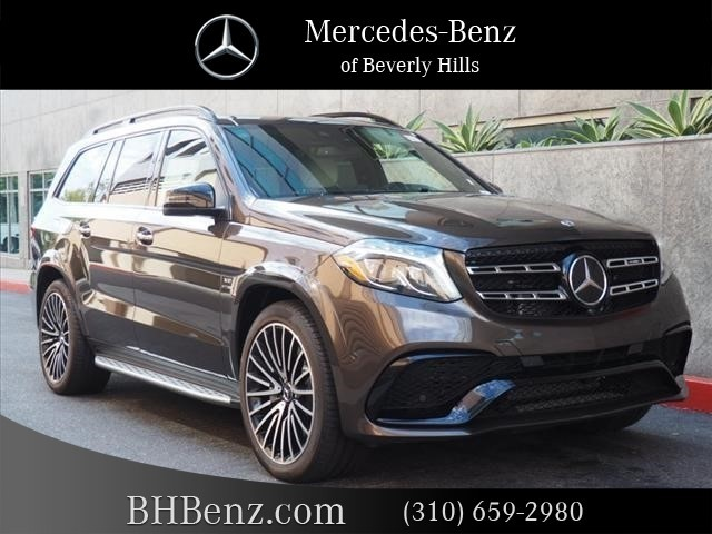 New 2018 Mercedes-Benz GLS AMG® GLS 63 SUV