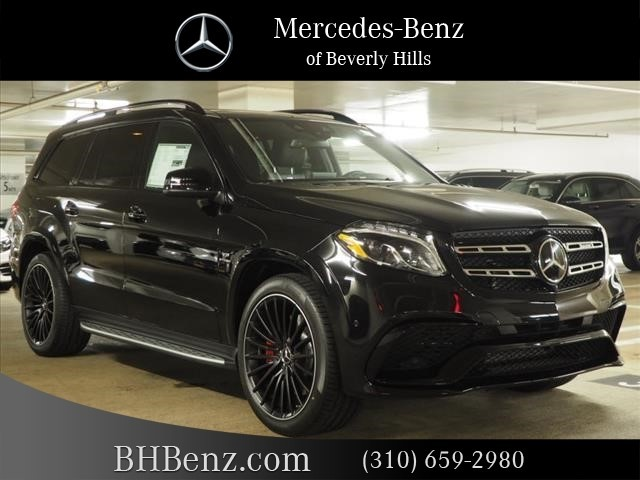 Mercedes Benz Suvs >> New 2019 Mercedes Benz Gls Amg Gls 63 Suv Suv In Beverly Hills