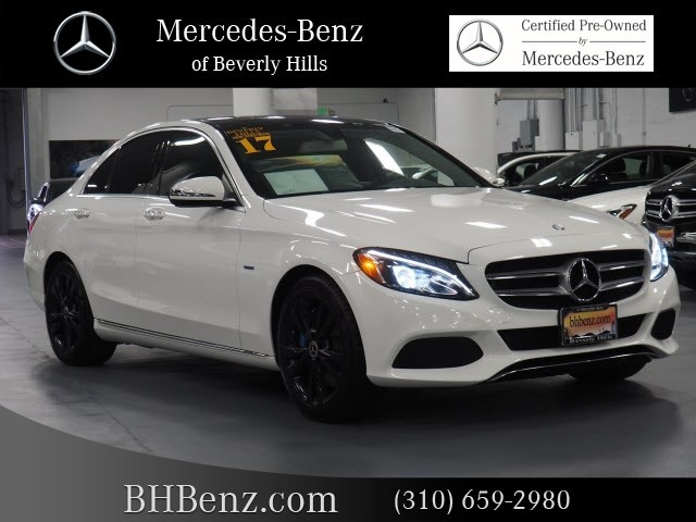 Certified Pre-Owned 2017 Mercedes-Benz C-Class C 350