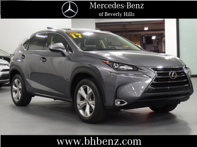 Pre Owned 2017 Lexus Nx Turbo