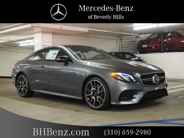 New 2019 Mercedes-Benz E-Class AMG® E 53 Coupe AWD 4MATIC®