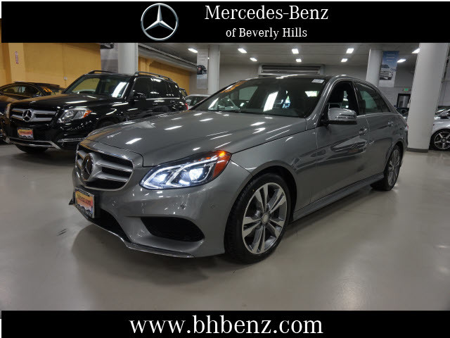 Certified Pre Owned Mercedes Benz E Class E Sport Sedan