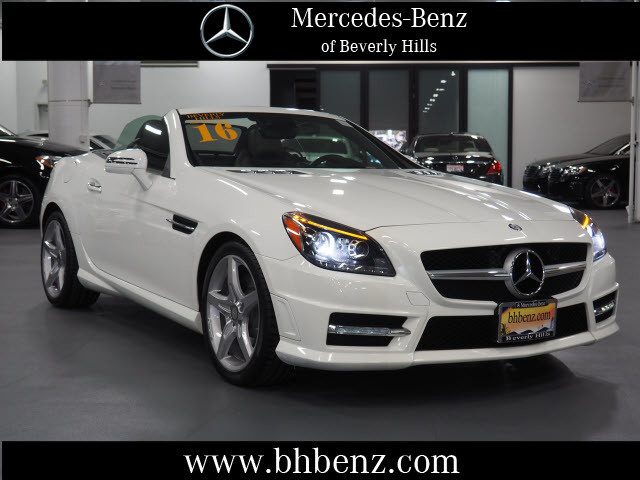 Awesome Certified Pre Owned 2016 Mercedes Benz SLK SLK 350 Sport