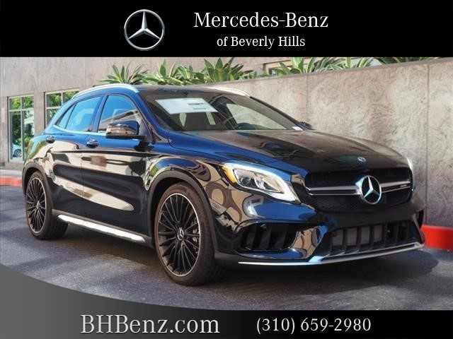 New Mercedes Suv >> New 2019 Mercedes Benz Gla Amg Gla 45 Suv Suv In Beverly Hills