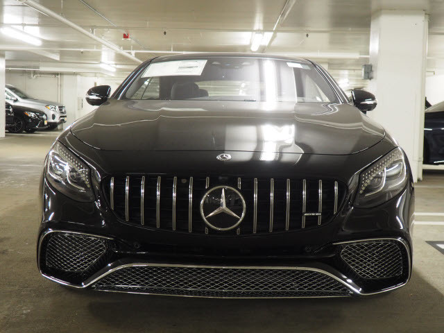 New 2019 Mercedes Benz S Class Amg S 65 Coupe Coupe In Beverly