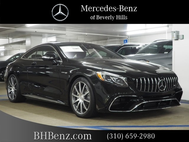 New 2019 Mercedes Benz S Class Amg S 63 Coupe Coupe In Beverly