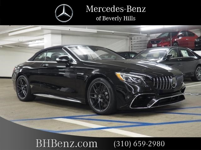 New 2019 Mercedes Benz S Cl Amg 63 Cabriolet
