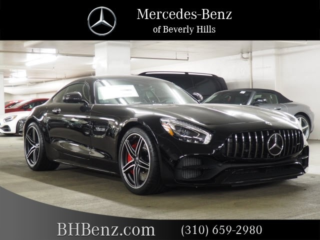 Mercedes Benz Amg >> New 2019 Mercedes Benz Amg Gt C Rear Wheel Drive Coupe