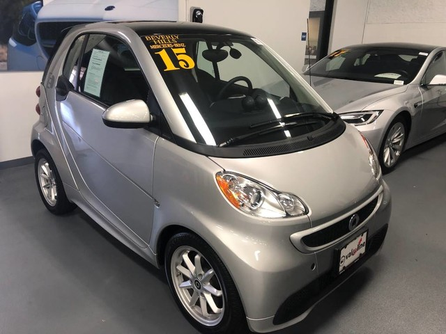 Pre-Owned 2015 smart smart fortwo coupe fortwo electric drive coupe